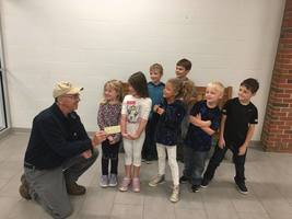 La Farge Lions Club Supports After School Programming