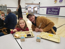 National School Lunch Week - Invite a Guest to School Lunch Day