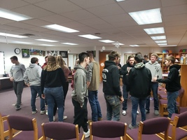 5-12 Grade Students Participate in Mindfulness Workshop