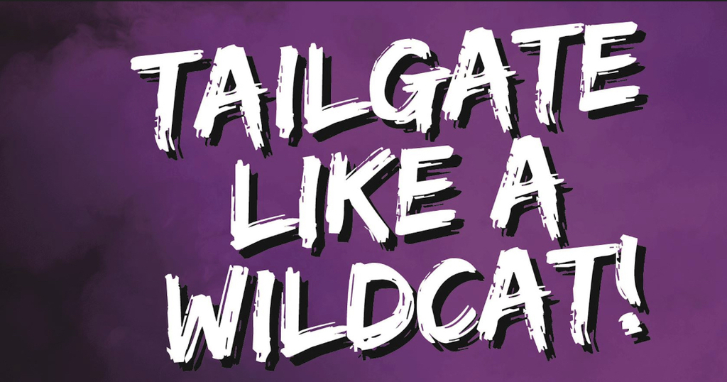 Tailgate party, Thursday September 26th starting at 4:30pm.