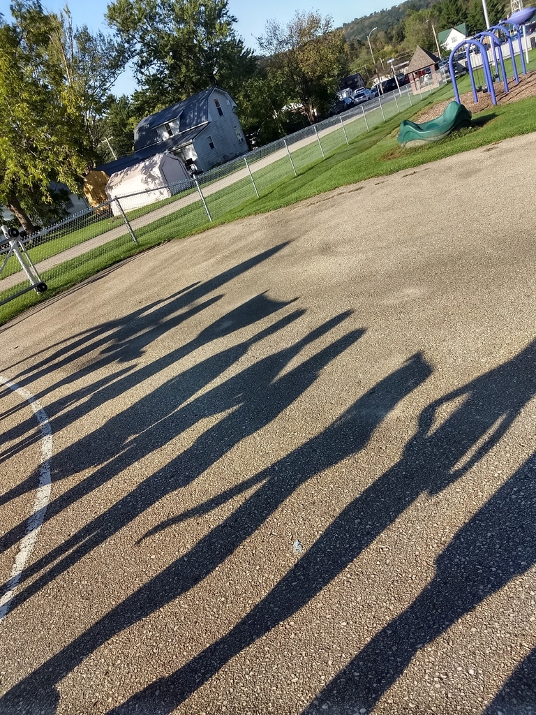 1st grade shadow poses