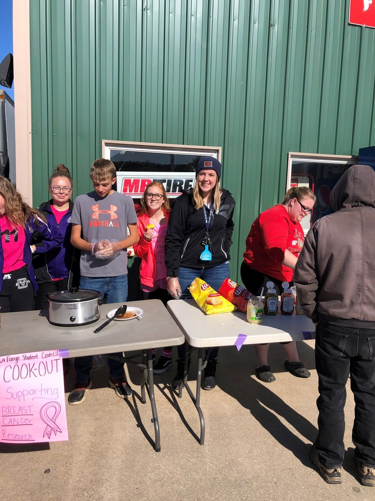 Breast Cancer Research Cookout