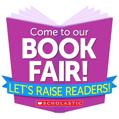 Get ready!  Book Fair Opens in 5 days!
