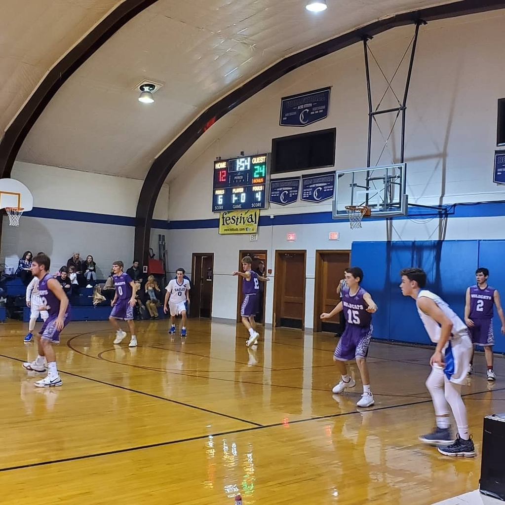 BBB @ Coulee Christian 11/26/19