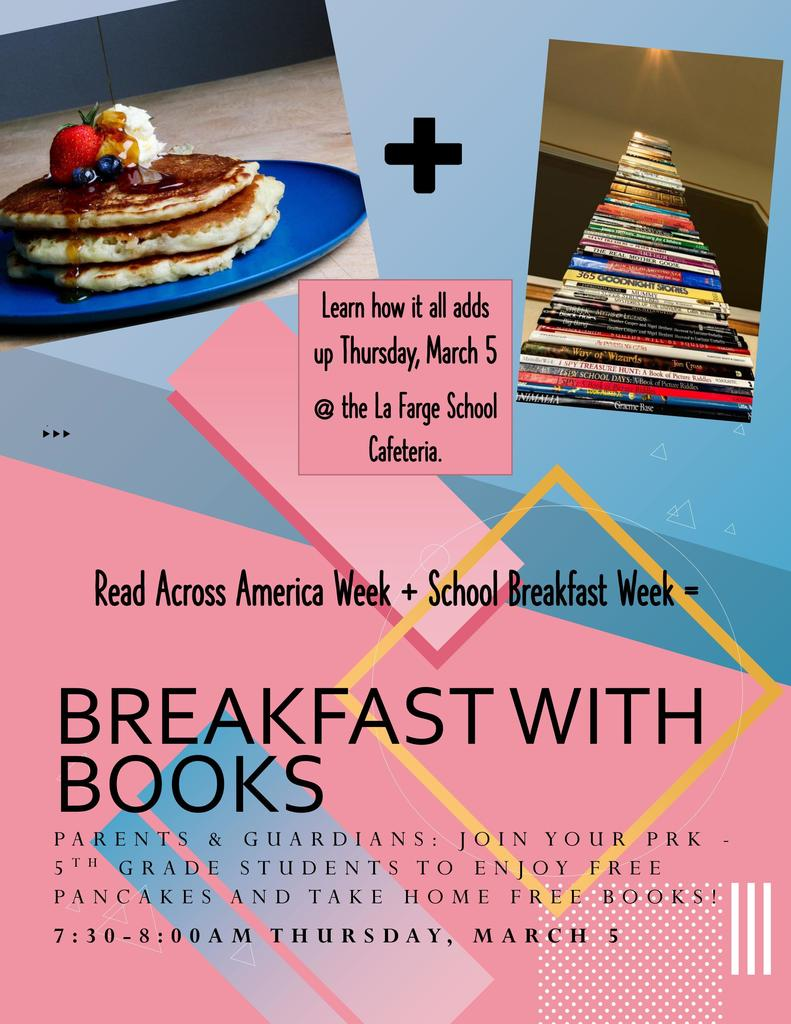 Breakfast with Books